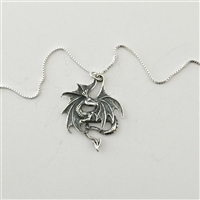 Guardian Dragon Necklace