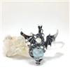 Large Warrior Dragon Necklace Uncommon Adornments