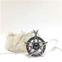 Pentacle Necklace Uncommon Adornments