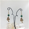 Shamrock Earrings