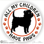 Affenpinscher Decal