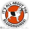 Bloodhound  Decal