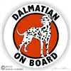 Dalmation Decal