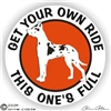 Great Dane Decal