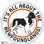 Newfoundland Decal