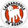 Labradoodle Decal