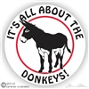 Donkey Decal