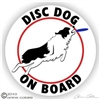 Australian Shepherd Window Decal