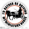 Miniature Driving Decal