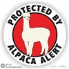 Alpaca Decal