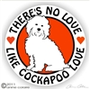 Cockapoo Decal