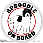 Sproodle Sticker