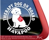 Havapoo Window Decal