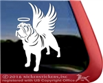 Custom Shar-Pei Dog Car Truck RV Window Decal Sticker