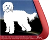 Custom Cobber Dog iPad Car Truck RV Window Decal Sticker