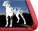 Custom Lousiana Catahoula Leopard Dog Vinyl Car Truck RV Window Decal Sticker