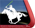 Custom Equestrian Star Wars Rebel Force Decal Horse Trailer Car Truck RV Window Decal Sticker
