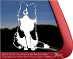 Custom Sheltie Window Decal