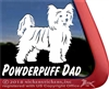 Chinese Crested Window Decal