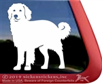 Hovawart Window Decal