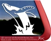 Humpback Whale Window Decal