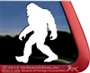Bigfoot Big Foot Sasquatch  Window Decal