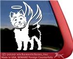 Yorkie Yorkshire Terrier Custom Dog Vinyl Car Truck RV Window Decal Sticker
