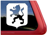 Dutch Warmblood Car Truck RV Window Decal Sticker