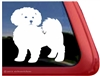 Custom Maltipoo Dog Car Truck RV Window Decal Sticker
