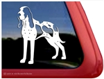 Custom Bracco Italiano Dog Car Truck RV Window Decal Sticker