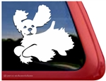 Custom Hunting Cocker Spaniel Dog Car Truck RV Window Decal Sticker