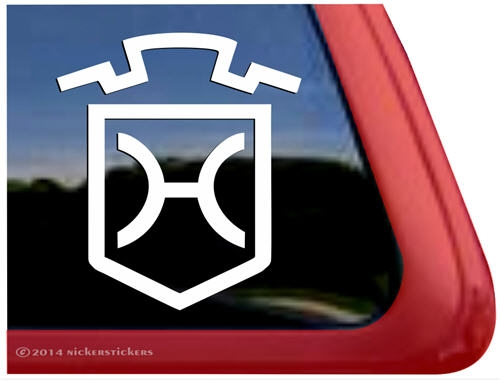 Custom holsteiner brand horse trailer car truck rv window decal sticker larger photo email a friend