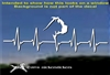 Pit Bull Terrier Dog Heartbeat Car Truck RV Window Decal Sticker