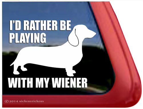 Car Decals Dogs