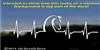 Horsebeat Heartbeat Horse Trailer Car Truck RV Window Decal Sticker