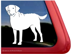 Chesapeake Bay Retriever Dog Vinyl Decal Car Auto Laptop iPad Sticker