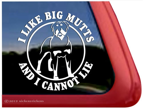 Rottweiler window decal larger photo email a friend