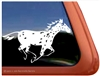 Custom Leopard Appaloosa Horse Car Truck RV Window Decal Sticker