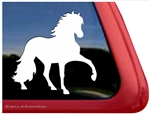 Custom Peruvian Paso Horse Trailer Car Truck RV Window Vinyl Decal Sticker