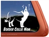 Border Collie Mom Dog Car Truck RV Window Decal Sticker