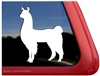 Custom Llama Car Truck RV Window Decal Sticker