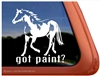 American Paint Window Decal