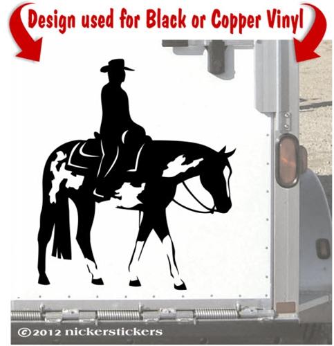 American Paint Horse Decals & Stickers | NickerStickers