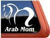Arabian Window Decal