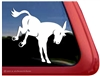 Custom Kicking Mule Car Truck RV Window iPad Trailer Decal Sticker
