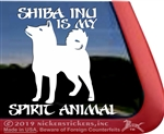 Shiba Inu Window Decal