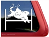 Havanese Agility Dog Window Decal