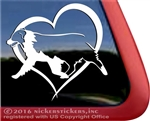 Custom Australian Shepherd Dog Car Truck RV Window Decal Sticker