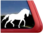 Warmblood Window Decal