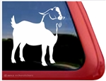 Custom Boer Goat Car Truck RV Window Decal Sticker